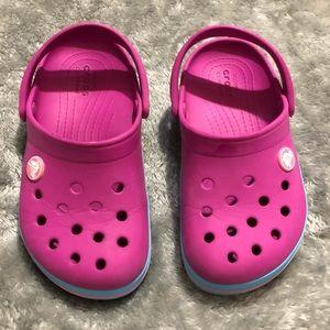 CROCS- Flip Flops Size 12